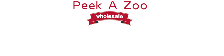 Peek A Zoo Wolesale - OFFICIAL SHOPSITE OPEN