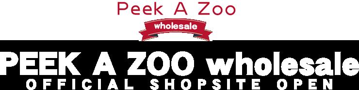 Peek A Zoo Wolesale - OFFICIAL SHOPSITE OPEN